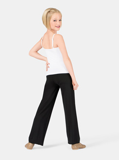 Child Polyester Jazz Pants