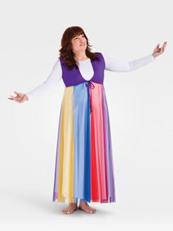 Girls Worship Streamer Vest