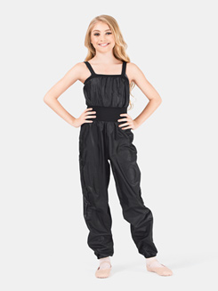 Girls Ripstop Tank Overall