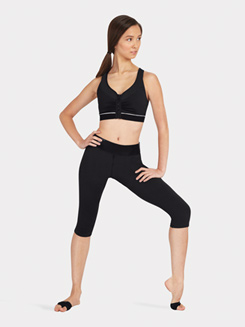 Dance Active Capri Workout Pants