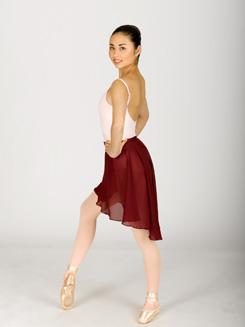 Adult Longer Length Chiffon Wrap Skirt