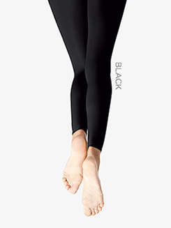 Girls Hold &amp; Stretch Footless Dance Tight 