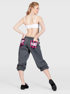 LIVE, DANCE Sweat Pant