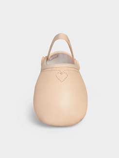 Child Love Ballet Leather Ballet Slipper