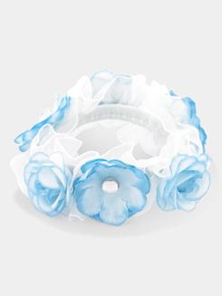 Flower Bun Ring