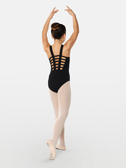 Girls Ladder Back Tank Leotard