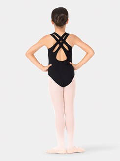 Child X-Back Tank Leotard