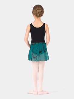 Child Elasticized Waist Marilyn Monroe Skirt