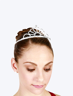 Rhinestone Tiara 
