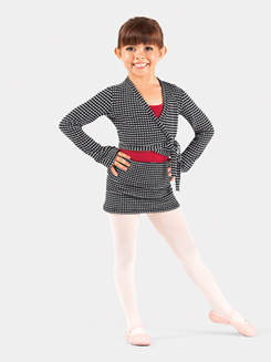 Child Knit Warm Up Skirt