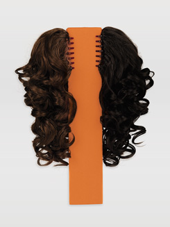 Synthetic Curly Hair