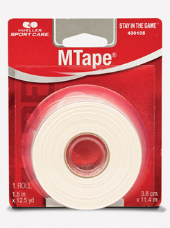MTape Athletic Tape White