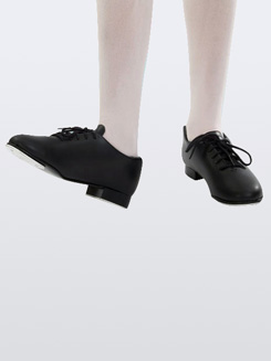 Girls Tapster Lace Up Tap Shoe