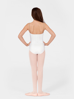 Child Camisole Corset Leotard