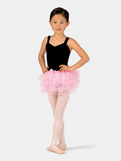 Child Layered Tutu Skirt
