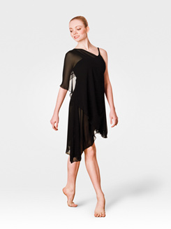 Adult Asymmetrical Dress