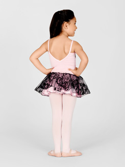 Child Floral Camisole Tutu Dress