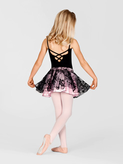 Child Floral Tutu Skirt 