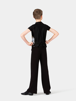 Cotton Jazz Pants for Boys