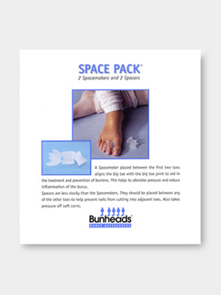 Toe Spacer Pack