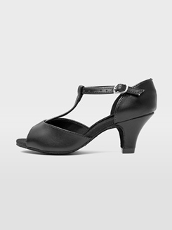 Child T-Strap Ballroom Shoe