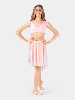 Adult Mid Length Pull-On Skirt