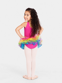 Toddler Rainbow Tutu Skirt