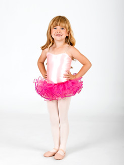 Toddler Sequin Trim Tutu 