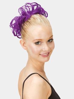 Neon Hair Scrunchies