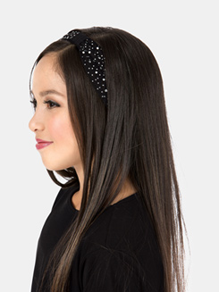Thick Rhinestone Headband