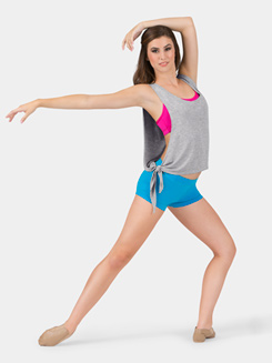 Adult Tank Top with Side Ties