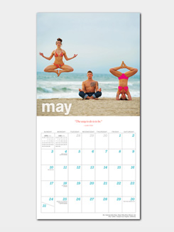 2015 Dancers Among Us Calendar