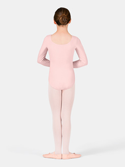 Girls Long Sleeve Dance Leotard