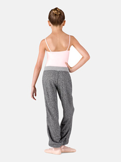 Girls Drawstring Waist Sweatpants