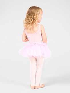 Child Tank Dress with Tutu