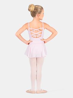 Girls Trestle Back Camisole Dress