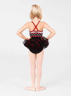Child Dottie Tutu Leotard 
