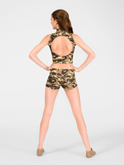 Camouflage Adult  Short 