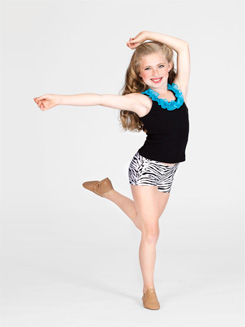 Child Dance Shorts