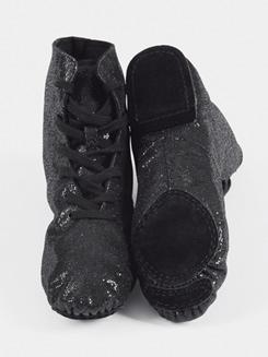 Girls Sparkly Jazz Boot