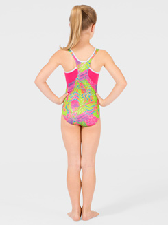 High Voltage Child Tank Leotard