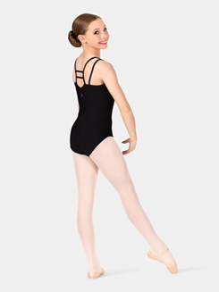 Child Tank Strappy Leotard
