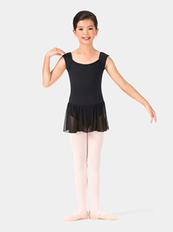 Child Cap Sleeve Dance Dress