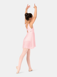 Child Empire Seam Ballet Dress