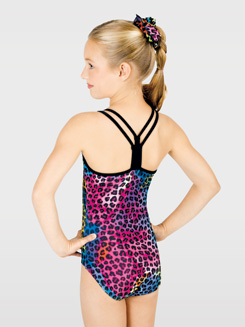 Child Animal Gymnastic Camisole Leotard
