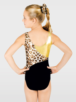 Child Fierce Gymnastic Tank Leotard 