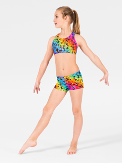 Cosmos Child Gymnastic Dance Short