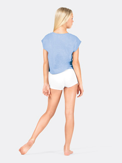 Girls Boxy Short Sleeve Tee