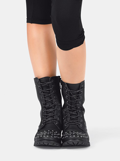 Girls Studz Combat Boot
