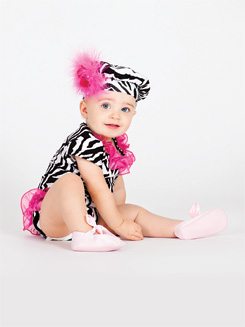 Toddler Animal Print Hat
